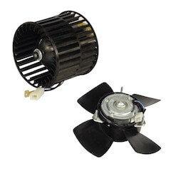 Электровентиляторы и электродвигатели